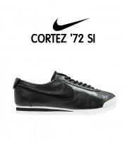 e14d59f0e65 [해외] 나이키 코르테즈 72 레더 블랙 우먼스 (847126-002/Nike Cortez '72)